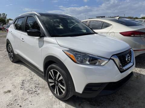 2018 Nissan Kicks for sale at DORAL HYUNDAI in Doral FL
