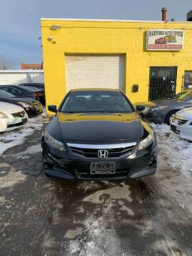 2011 Honda Accord for sale at Hartford Auto Center in Hartford CT