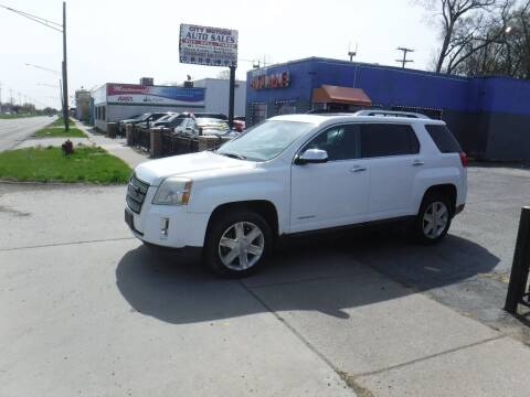 2010 GMC Terrain for sale at City Motors Auto Sale LLC in Redford MI