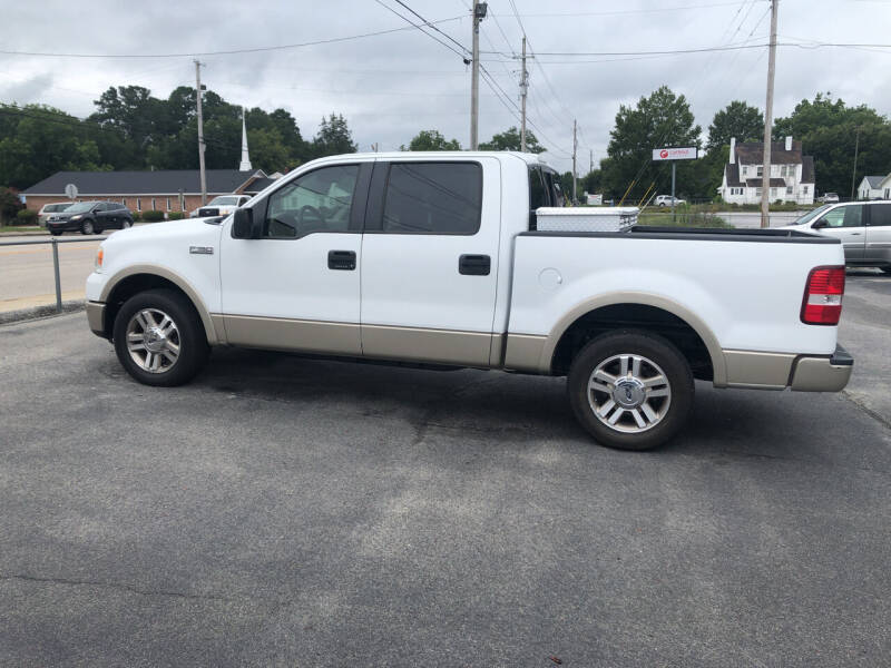 2007 Ford F-150 for sale at Mac's Auto Sales in Camden SC