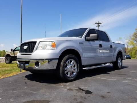 2006 Ford F-150 for sale at Ridgeway's Auto Sales in West Frankfort IL