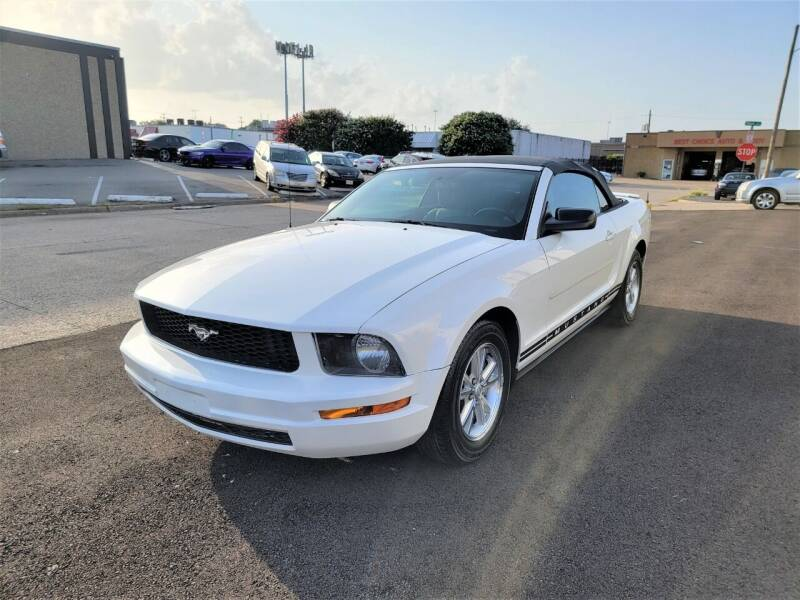 2008 Ford Mustang for sale at Image Auto Sales in Dallas TX