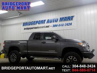 2017 Toyota Tundra for sale at Bridgeport Auto Mart in Bridgeport WV