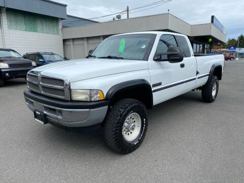 1998 Dodge Ram Pickup 2500 for sale at Vista Auto Sales in Lakewood WA
