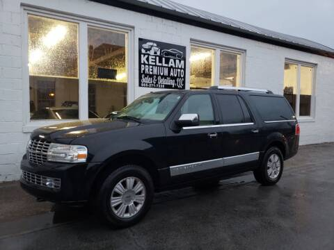 2007 Lincoln Navigator L for sale at Kellam Premium Auto Sales & Detailing LLC in Loudon TN