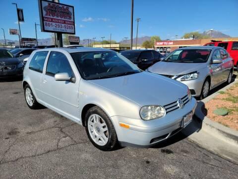 2000 Volkswagen GTI for sale at ATLAS MOTORS INC in Salt Lake City UT