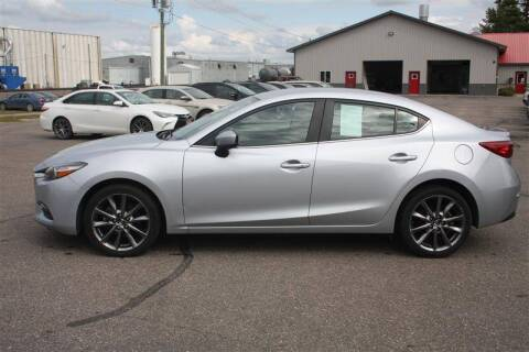 2018 Mazda MAZDA3 for sale at SCHMITZ MOTOR CO INC in Perham MN