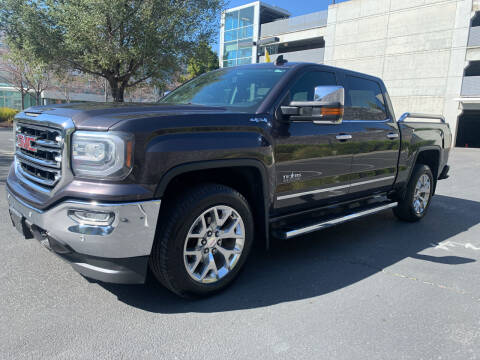 2016 GMC Sierra 1500 for sale at BAY AREA CAR SALES in San Jose CA