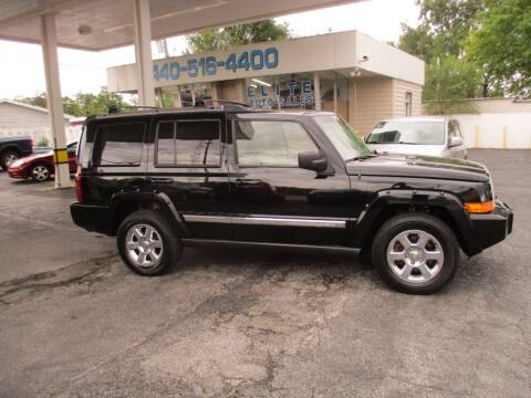 2006 Jeep Commander for sale at Elite Auto Sales in Willowick OH