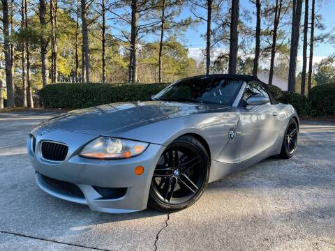 2006 BMW Z4 M for sale at Selective Imports in Woodstock GA