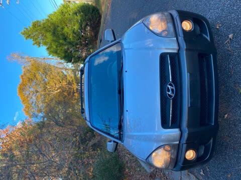 2005 Hyundai Tucson for sale at Coastal Auto Sports in Chesapeake VA