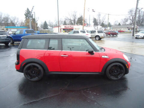 2011 MINI Cooper Clubman for sale at Tom Cater Auto Sales in Toledo OH