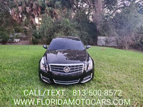 2014 Cadillac ATS for sale at Florida Motocars in Tampa FL