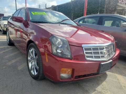 2007 Cadillac CTS for sale at USA Auto Brokers in Houston TX