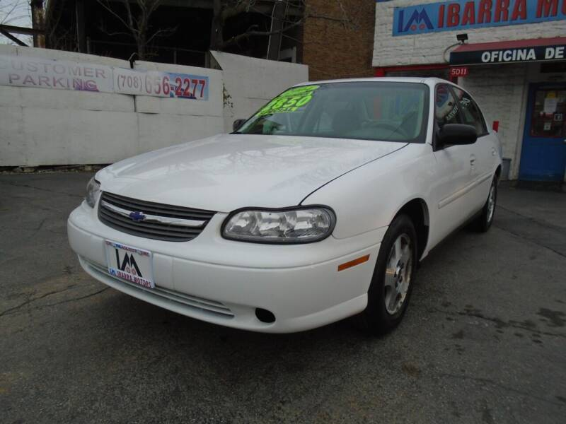 2004 Chevrolet Classic for sale at IBARRA MOTORS INC in Cicero IL