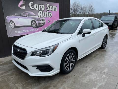 2018 Subaru Legacy for sale at Euro Auto in Overland Park KS