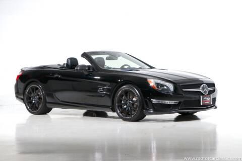 2014 Mercedes-Benz SL-Class for sale at Motorcar Classics in Farmingdale NY