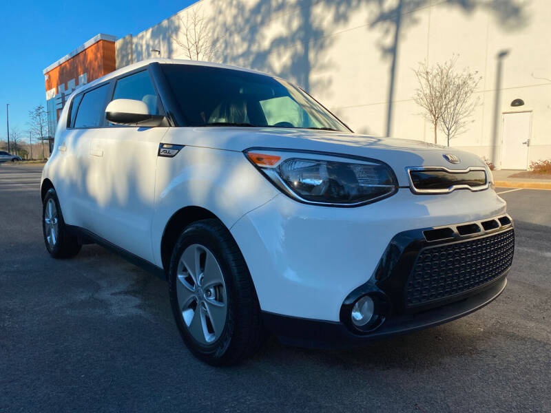 2016 Kia Soul for sale at ELAN AUTOMOTIVE GROUP in Buford GA