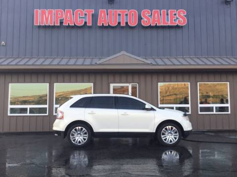 2008 Ford Edge for sale at Impact Auto Sales in Wenatchee WA