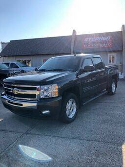 2011 Chevrolet Silverado 1500 for sale at Stephen Motor Sales LLC in Caldwell OH