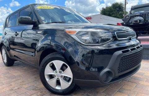 2014 Kia Soul for sale at Cars of Tampa in Tampa FL