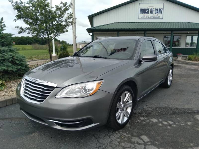 2011 Chrysler 200 for sale in Rochester, IN