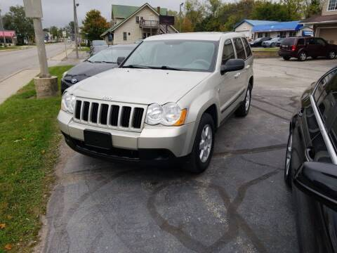 2008 Jeep Grand Cherokee for sale at Indiana Auto Sales Inc in Bloomington IN