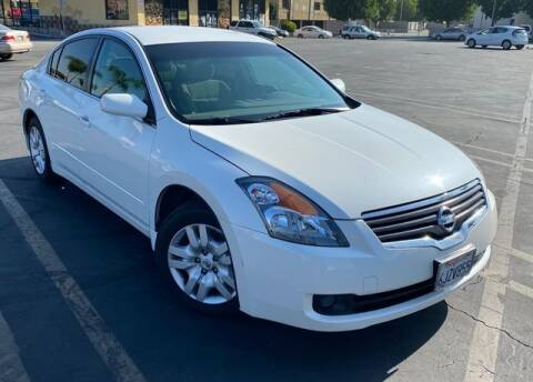 2009 Nissan Altima for sale at J & K Auto Sales in Agoura Hills CA
