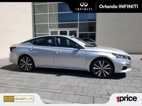 2020 Nissan Altima for sale at Orlando Infiniti in Orlando FL