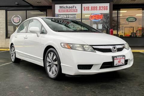 2010 Honda Civic for sale at Michaels Auto Plaza in East Greenbush NY