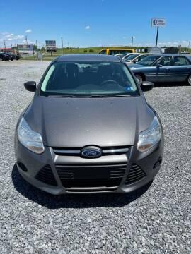 2013 Ford Focus for sale at Tri-Star Motors Inc in Martinsburg WV