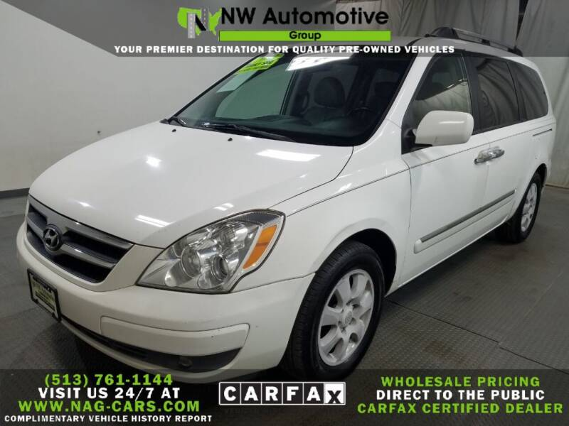 2007 Hyundai Entourage for sale at NW Automotive Group in Cincinnati OH
