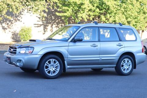 2005 Subaru Forester for sale at Beaverton Auto Wholesale LLC in Aloha OR