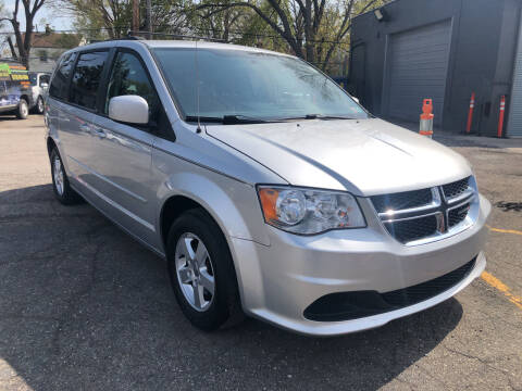 2012 Dodge Grand Caravan for sale at Champs Auto Sales in Detroit MI
