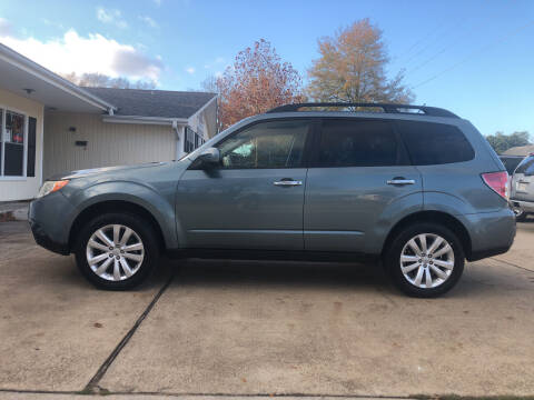 2011 Subaru Forester for sale at H3 Auto Group in Huntsville TX