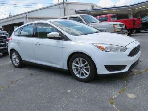 2016 Ford Focus for sale at McLaughlin Ford in Sumter SC