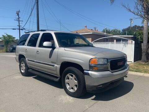 2006 GMC Yukon for sale at ZaZa Motors in San Leandro CA