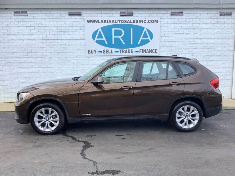 2014 BMW X1 for sale at ARIA  AUTO  SALES in Raleigh NC