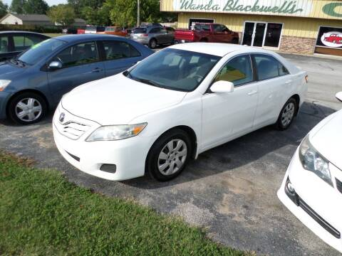 2010 Toyota Camry for sale at Credit Cars of NWA in Bentonville AR