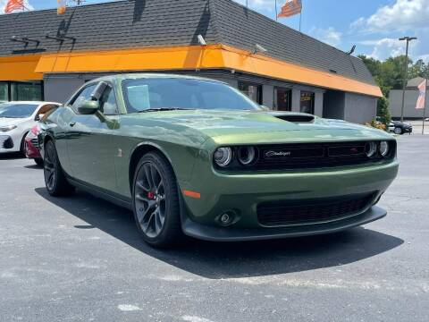 2021 Dodge Challenger for sale at Ole Ben Franklin Motors Clinton Highway in Knoxville TN