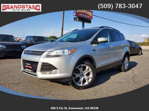 2013 Ford Escape for sale at Grandstand Auto Sales in Kennewick WA