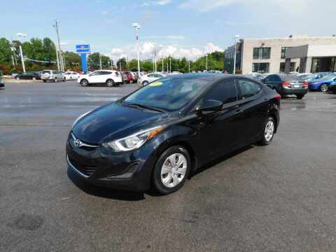 2016 Hyundai Elantra for sale at Paniagua Auto Mall in Dalton GA