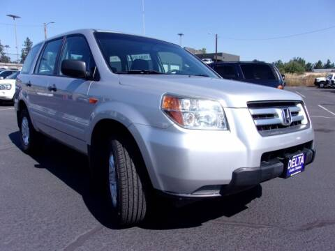 2006 Honda Pilot for sale at Delta Auto Sales in Milwaukie OR