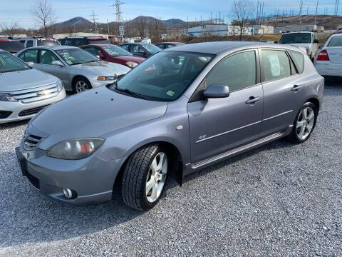 2005 Mazda MAZDA3 for sale at Bailey's Auto Sales in Cloverdale VA