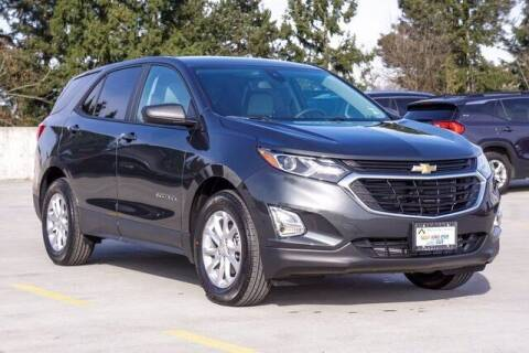 2021 Chevrolet Equinox for sale at Washington Auto Credit in Puyallup WA