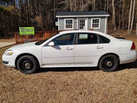 2012 Chevrolet Impala for sale at Route 150 Auto LLC in Lincolnton NC