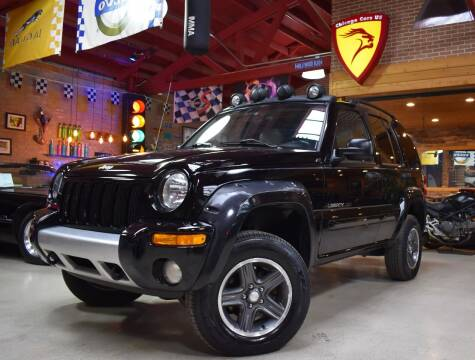 2003 Jeep Liberty for sale at Chicago Cars US in Summit IL