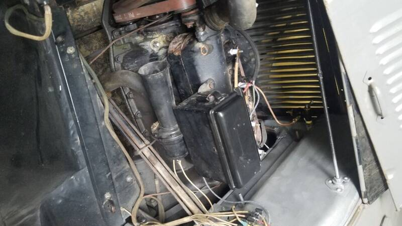 1926 Ford T 2 DOOR ROADSTER - Lost River  (Moore) ID