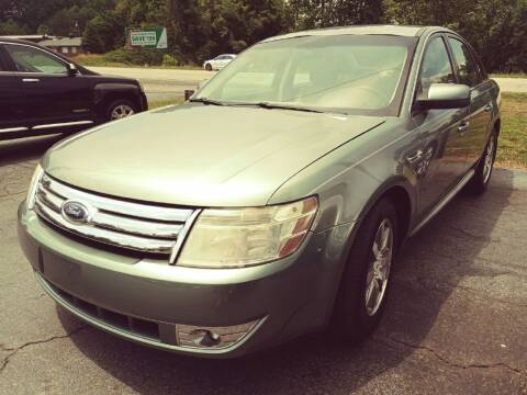 2008 Ford Taurus for sale at IDEAL IMPORTS WEST in Rock Hill SC