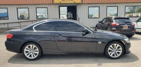 2012 BMW 3 Series for sale at Parkway Motors in Springfield IL